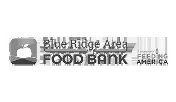 blue ridge area food bank logo
